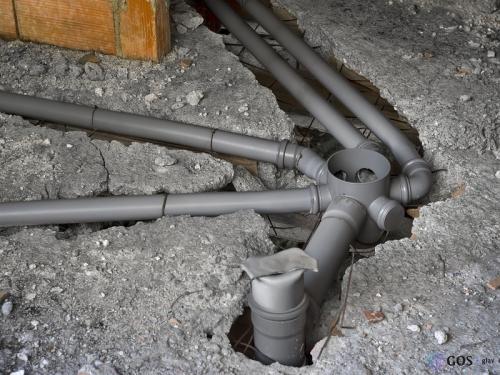 Монтаж канализации в Павловском Посаде