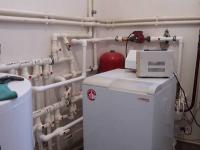 Установка и подключение бойлера косвенного нагрева