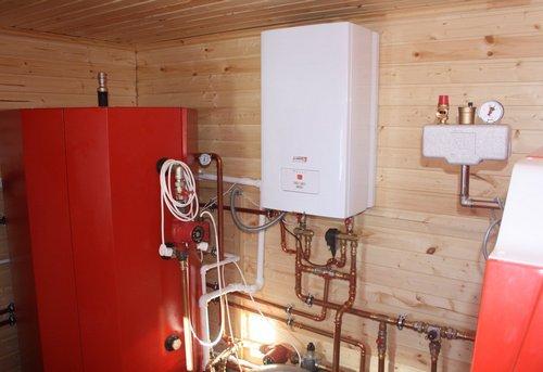 Монтаж электрического отопления в частном доме в Павловском Посаде