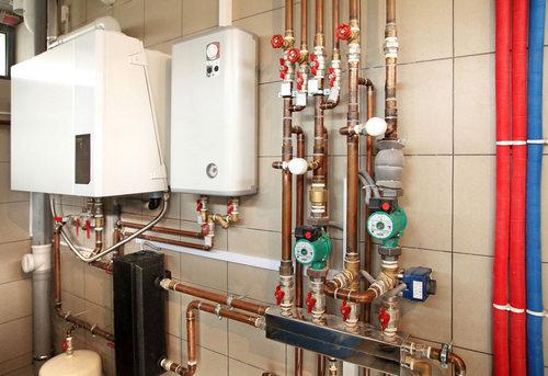 Монтаж газового отопления в частном доме в Павловском Посаде