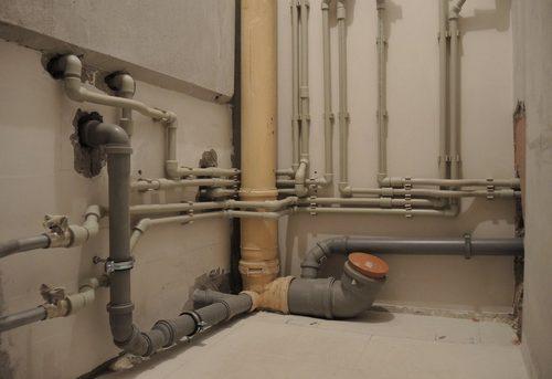 Монтаж канализации в квартире в Павловском Посаде