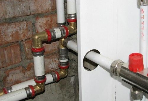 Монтаж металлопластиковых труб отопления в Павловском Посаде