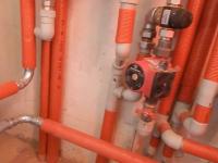Монтаж отопления на даче