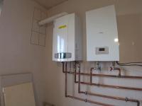 Монтаж комбинированного отопления в частном доме