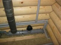 Монтаж труб канализации под ключ