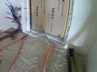 Укладка труб отопления в квартире