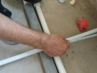 Монтаж стальных труб отопления
