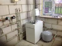 Обвязка газового котла отопления