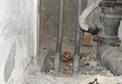 Перенос стояка водоснабжения в Павловском Посаде