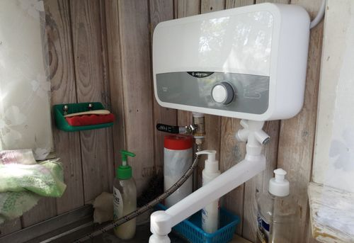 Подключение проточного водонагревателя в Павловском Посаде