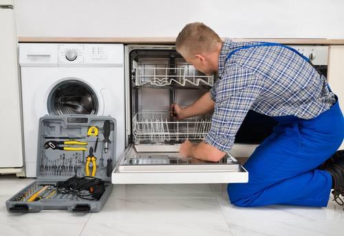 Подключение встраиваемой посудомоечной машины в Павловском Посаде