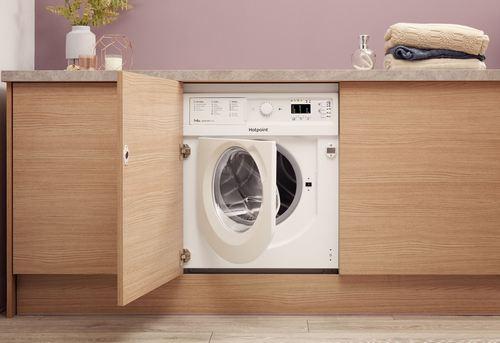 Подключение встраиваемой стиральной машины в Павловском Посаде