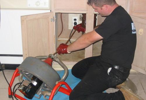 Гидродинамическая прочистка канализации в частном доме в Павловском Посаде