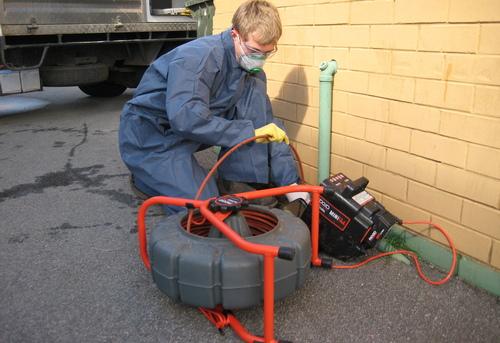 Прочистка канализации в частном доме в Павловском Посаде