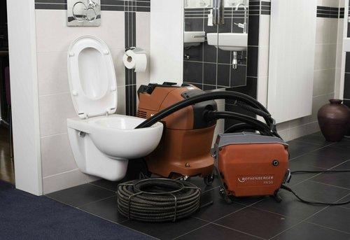Прочистка канализации в ванной в Павловском Посаде