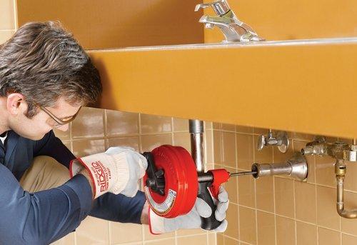 Прочистка труб канализации в частном доме в Павловском Посаде