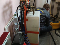 Промывка отопления под ключ