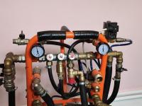 Промывка отопления гидропневматикой