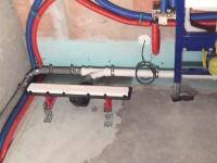 Разводка водоснабжения на даче
