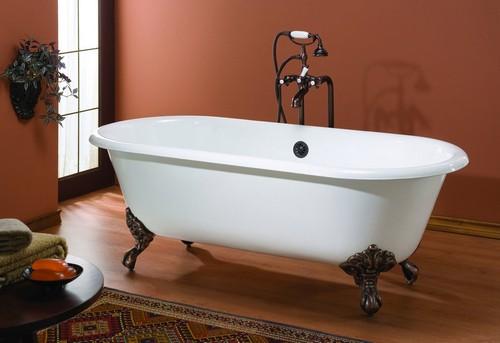 Установка чугунной ванны в Павловском Посаде