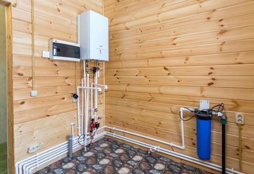 Установка электрического котла в Павловском Посаде