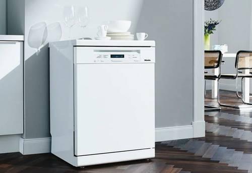 Установка отдельно стоящей посудомоечной машины в Павловском Посаде