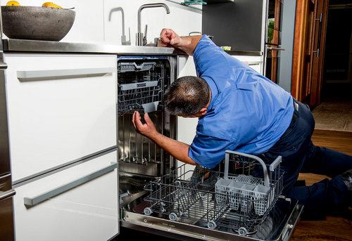 Установка посудомоечной машины в Павловском Посаде