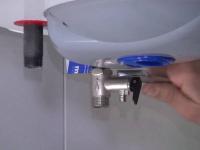Установка водонагревателя Ariston