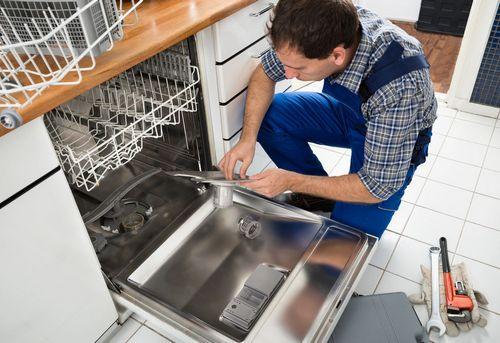 Установка встраиваемой посудомоечной машины в Павловском Посаде