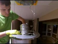 Монтаж кухонной вытяжки
