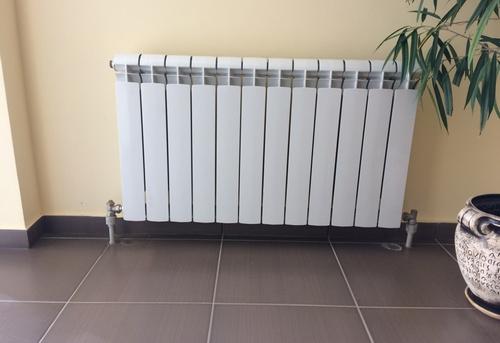 Замена алюминиевого радиатора отопления в Павловском Посаде