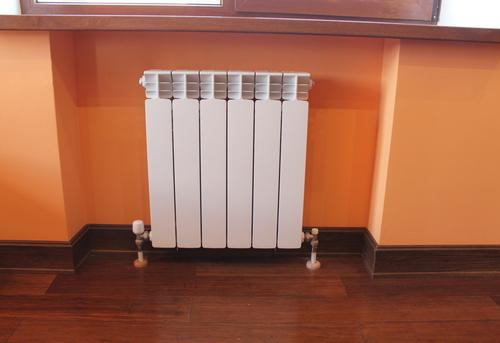 Замена батарей отопления в частном доме в Павловском Посаде