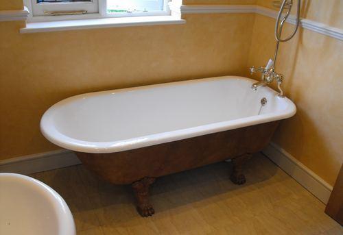 Замена чугунной ванны в Павловском Посаде