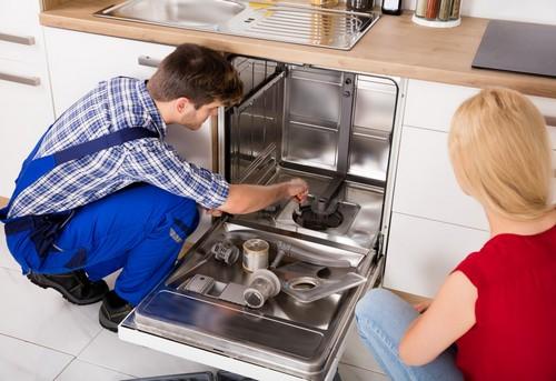 Замена посудомоечной машины в Павловском Посаде