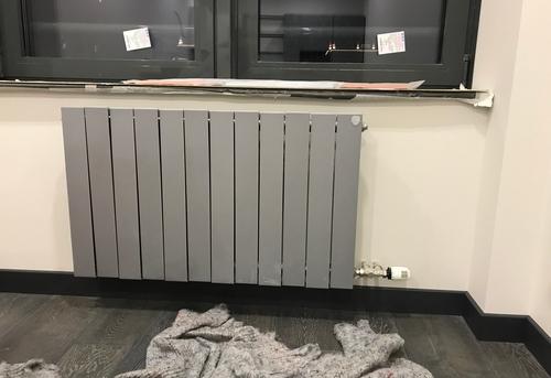 Замена стального радиатора отопления в Павловском Посаде