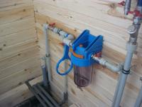 Замена стальных труб водоснабжения