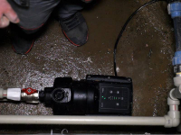 Замена водяного насоса под ключ